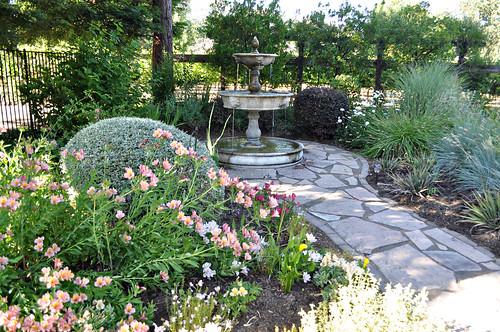 Fountain at Greystone Estate