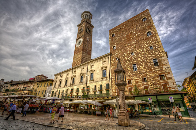 Your Romantic Holidays In Verona: 7 Can't-miss Spots