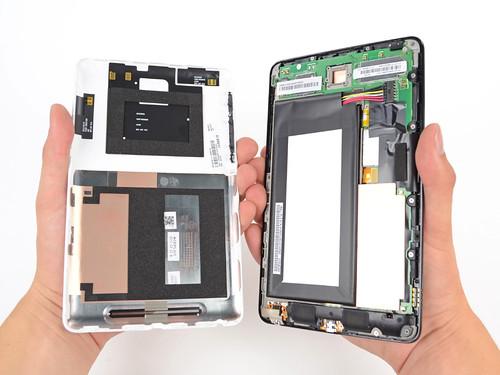 Inside Google Nexus 7