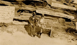 The Gap, Watsons Bay, Australia -  1924