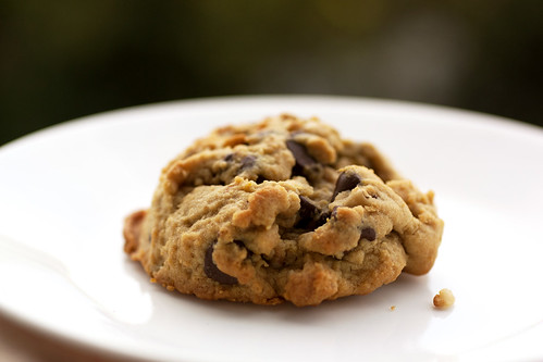 choc chip cookie from boubouki