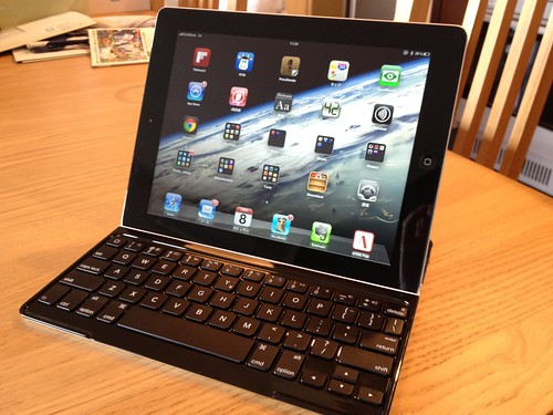 Logicool Ultrathin Keyboard Cover TK710 を手に入れた