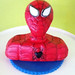 Spiderman Jumbo topper
