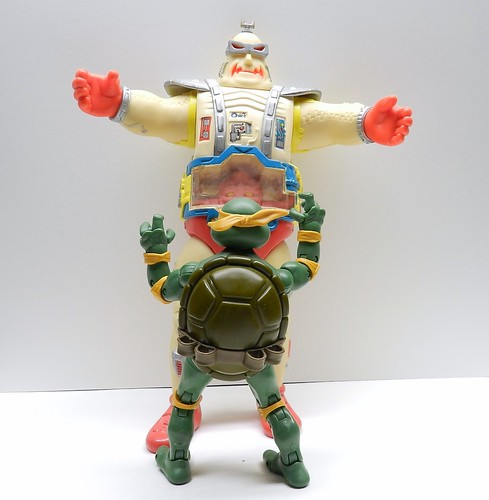 Krang and Ninja Turtles Classic Collection Review
