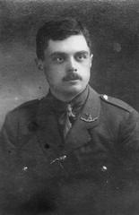 Captain W J H Brown