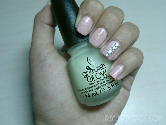 Pretty Pink Manicure (6)