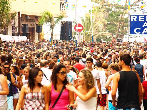 July Fiestas, Puerto de la Cruz, Tenerife, 2012