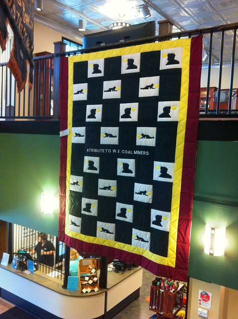 Coal Miners Quilt