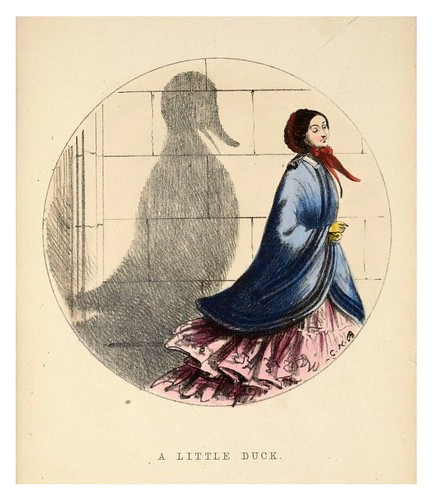 008- Un patito-Shadows  185..- Charles Henry Bennett - © Harvard University Library