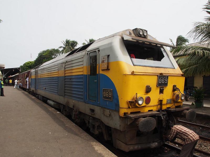 Class M9 Diesel Loco