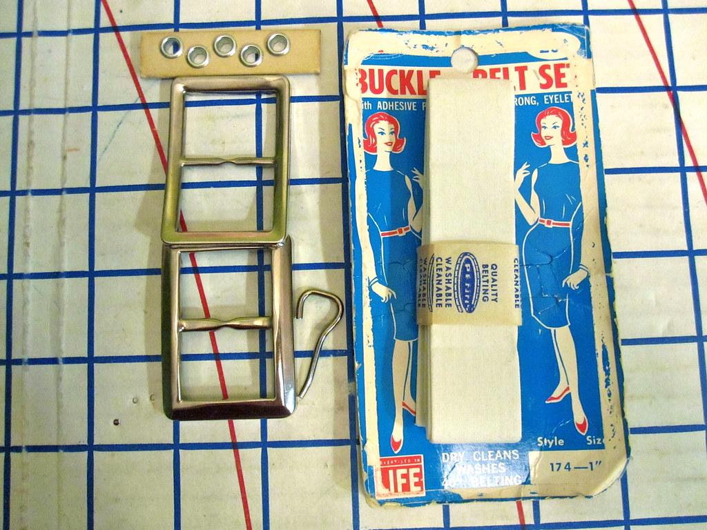 Vintage Belt Kit
