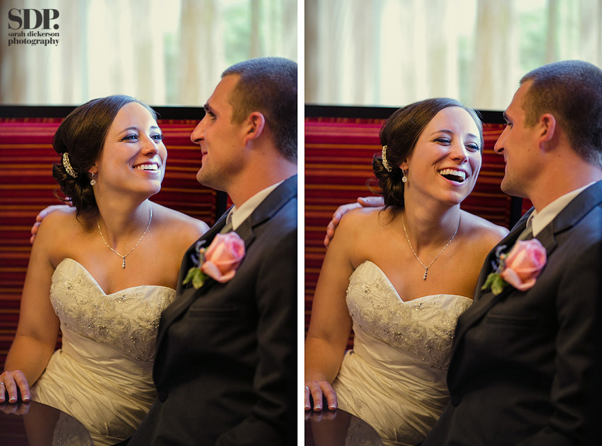 Overland Park Marriott wedding