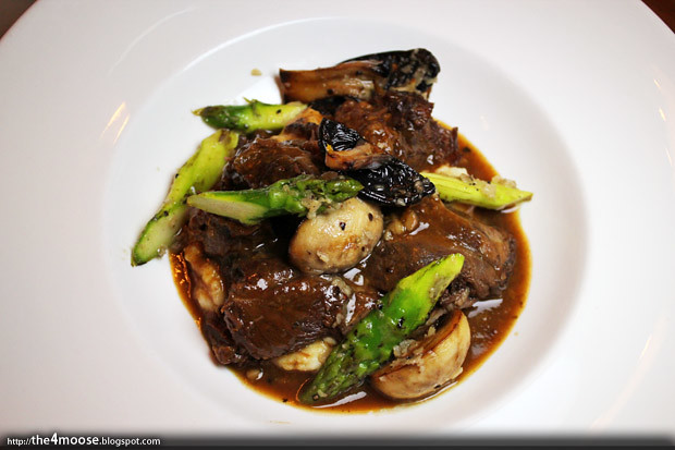 Marmalade Pantry @ Stables - Beef Cheeks