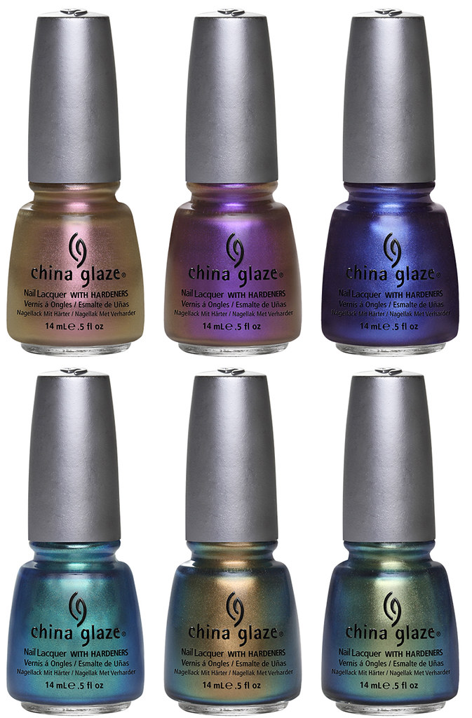 china glaze new bohemian