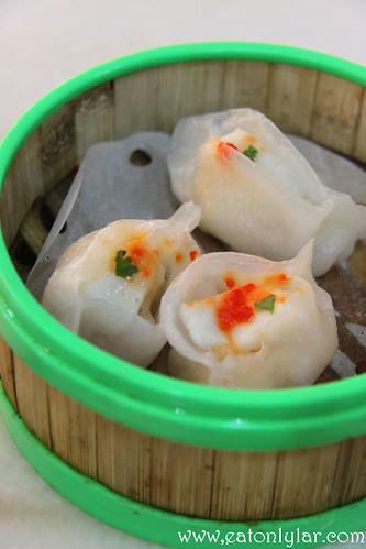 Crystal Shrimp Dumpling, Restoran Jin Xuan Hong Kong Sdn Bhd