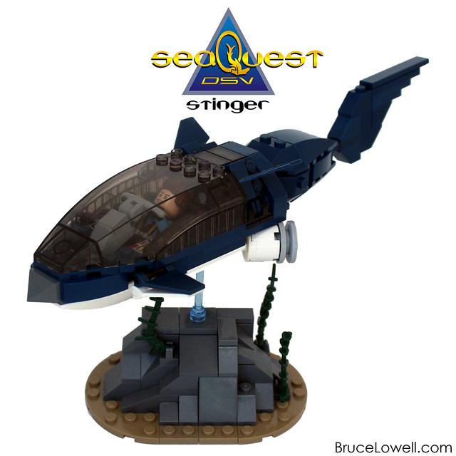 SeaQuest DSV Stinger
