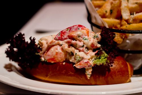 Lobster Roll at The Capital Grille