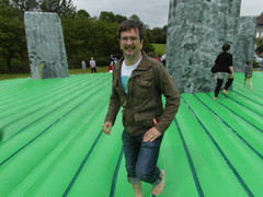Bouncy stonehenge!
