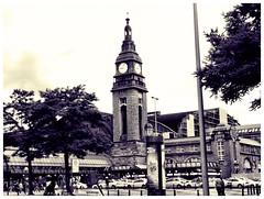 Hauptbahnhof, Ostseite