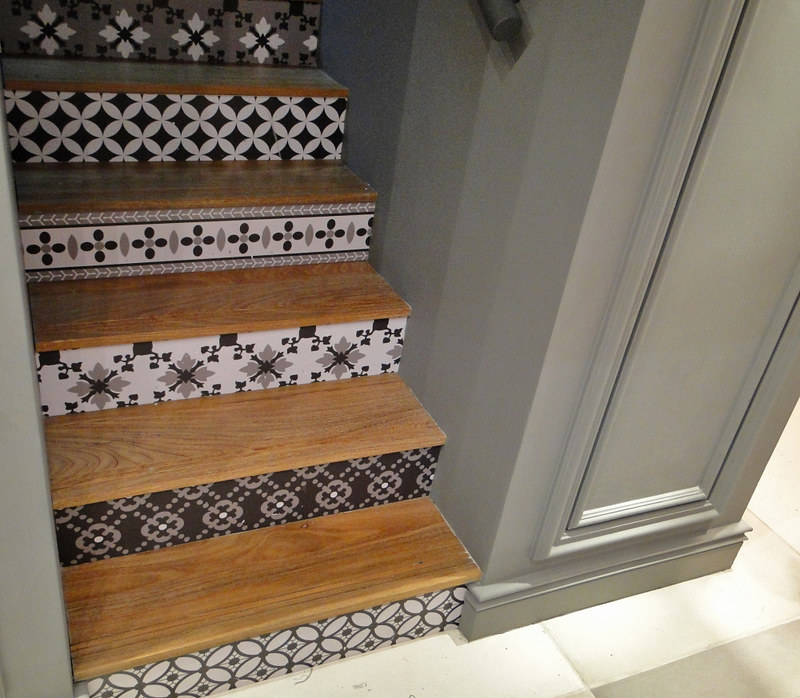 Escadaria loja Maria Filó-Leblon