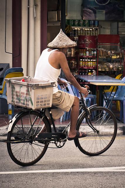 Joo Chiat Biker