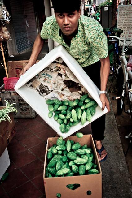 Greengrocering