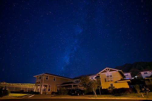 longexposure nightphotography stars hawaii nikon maui fullframe fx highiso d800 milkyway wailuku nikond800 nikkor1635mmlens
