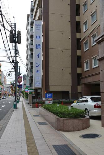 2012夏日大作戰 - 鹿児島 - 東横イン (1)