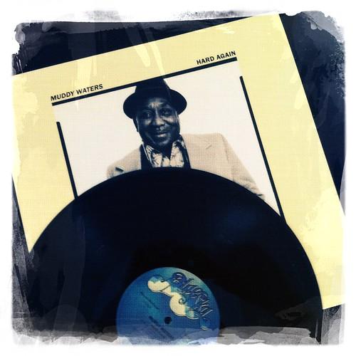 Blues On Vinyl Muddy Waters Hard Again