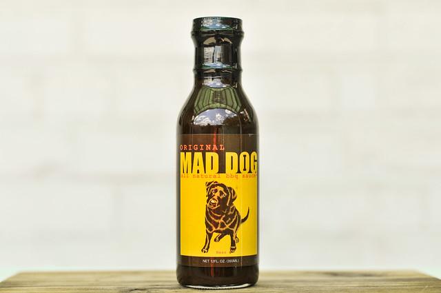 Mad Dog BBQ Sauce
