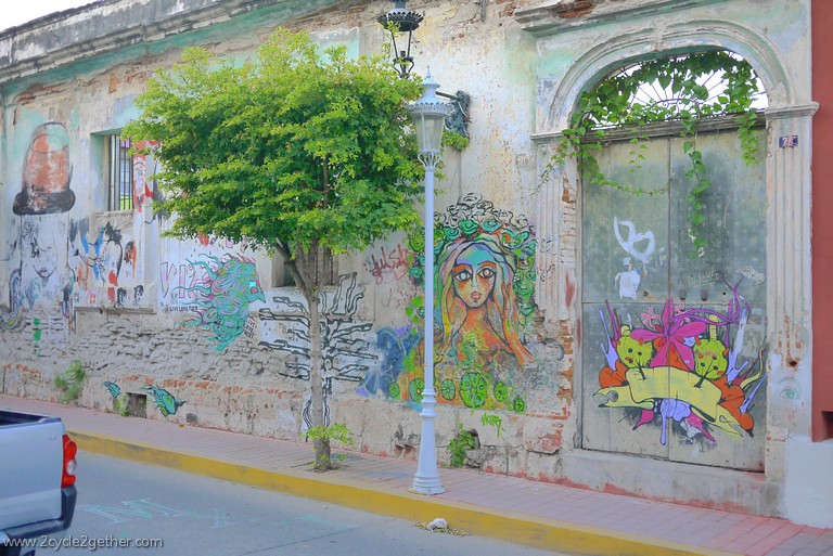 Murals/Graffiti in Mazatlan
