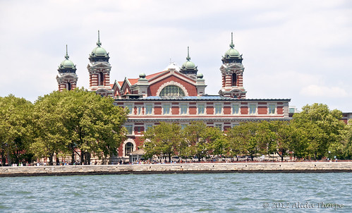 Ellis Island by Alida's Photos
