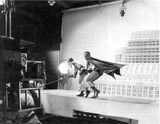 Batman, o filme 1966 - Túnel do Tempo