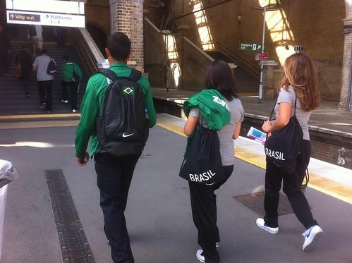 Brasil Olympic team
