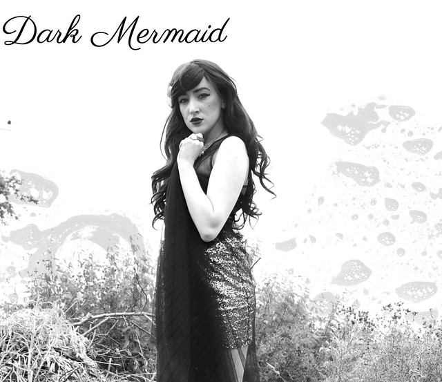 dark mermaid
