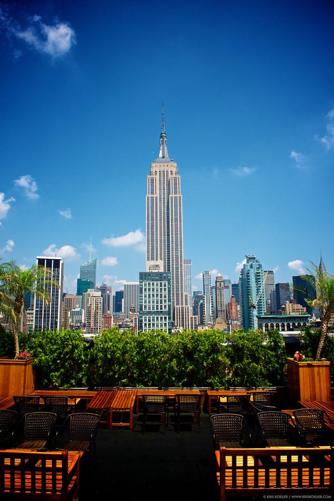 New York City Roof Tops
