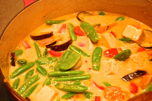 panang pumpkin curry   eclaire.name: Healthy & Easy Vegetarian Recipes
