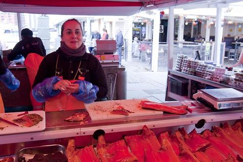 72 Mercado del pescado Bergen