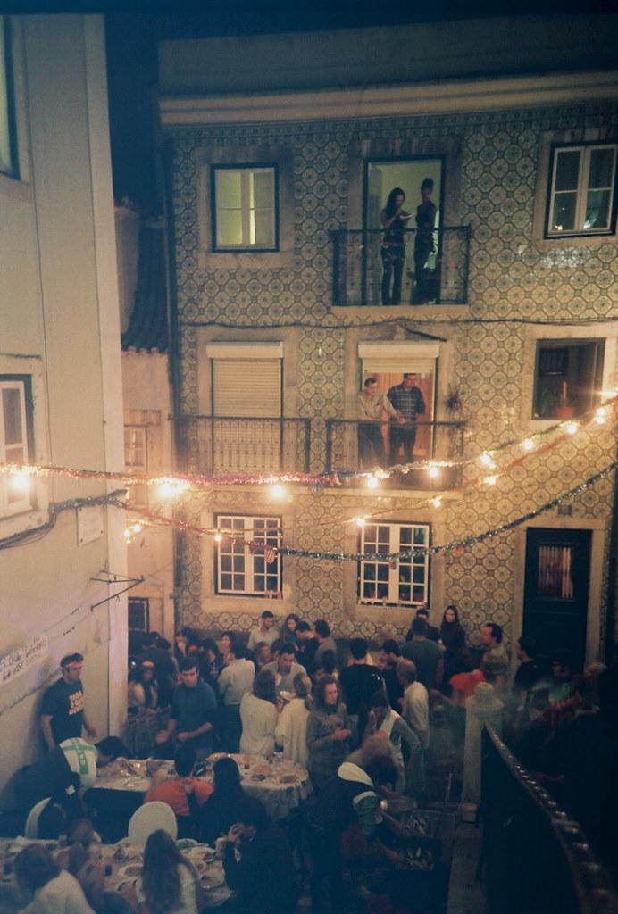 Festas de Santo Antonio, Lisbon, 2012.