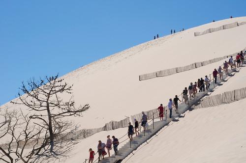 Wanderdüne Dune du Pyla