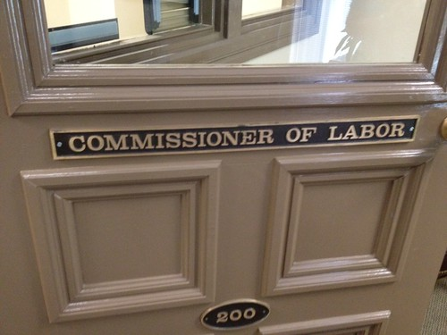 Office of the Commissioner of Labor