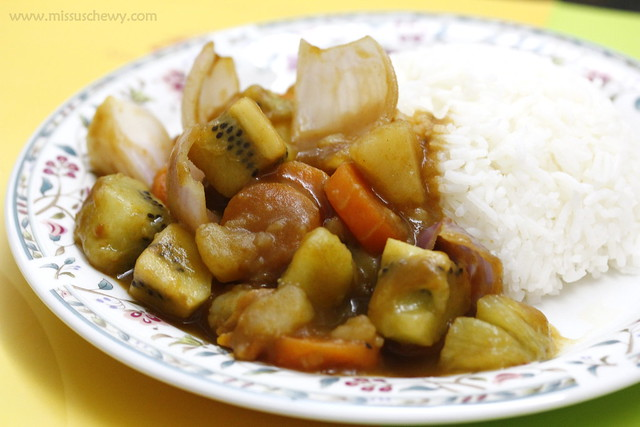 ZESPRI Kiwifruit Japanese Curry 043