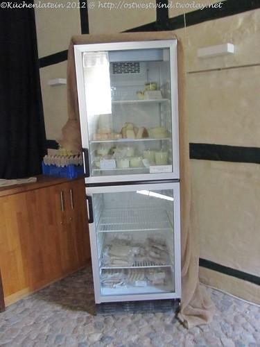 Selbstbedienungskühlschrank Pächterhaus