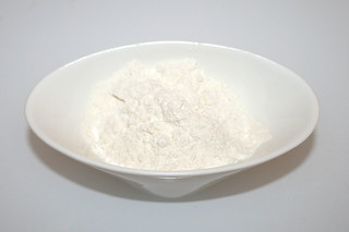 07 - Zutat Mehl / Ingredient flour
