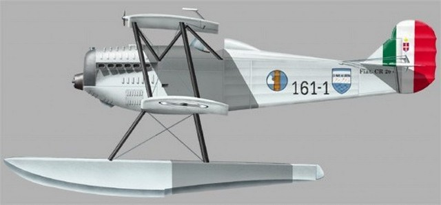 Fiat CR.20 Idro