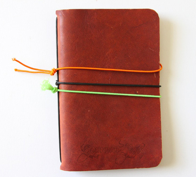Davis Leatherworks Leather Journal