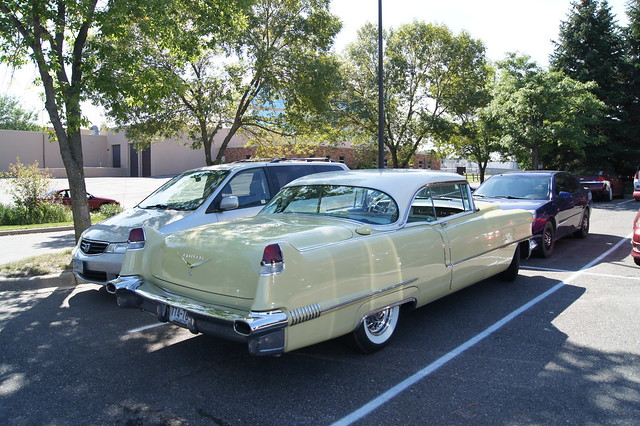 56 Cadillac Coupe De Ville Flickr Photo Sharing