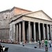 Early evening at The Pantheon