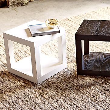 parson side table cube
