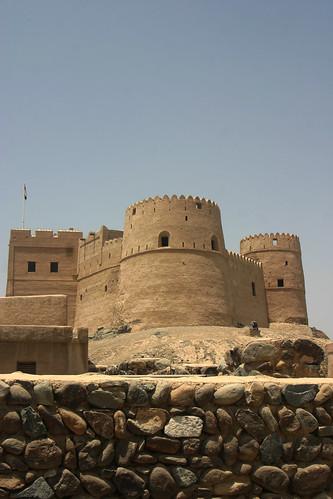 fort uae arabia unitedarabemirates fujairah الفجيرة arabianpeninsula albuthna